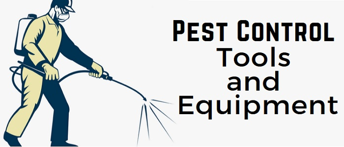 Pest Control Tools and Equipment